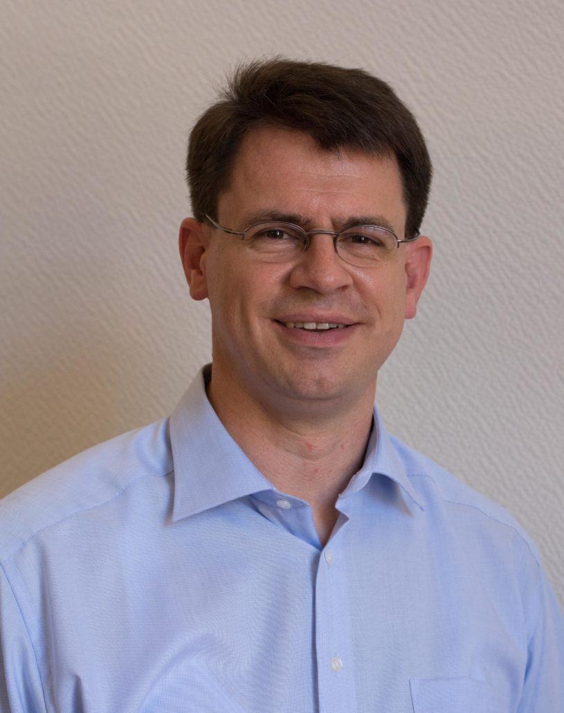 Pfarrer Gregor Wirth