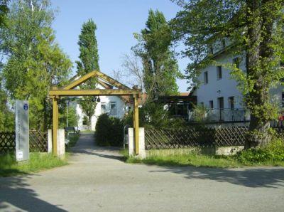 Jugendhaus Maria Einsiedel Eingang